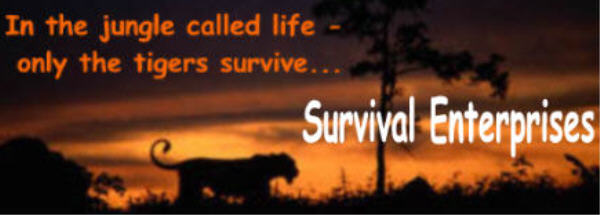 Nutritional Products from Survival Enterprises